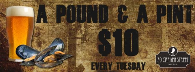 Pound & Pint Timeline